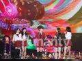 2014年湖南卫视跨年夜精彩瞬间:FX李准基集体跨年韩流来袭