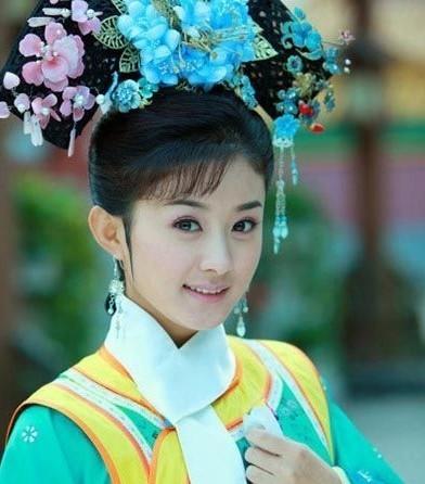 杨幂/李嘉欣赵雅芝朱茵 古装现代装造型都绝美的女星