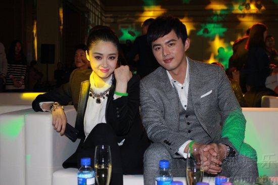 叶祖新与蒋欣的感情生活颇为稳定