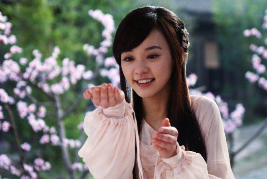 赵丽颖杨蓉陈意涵 盘点古装剧中的娃娃脸美女