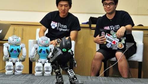 机器人世界杯7月巴西开赛 不用遥控也踢球