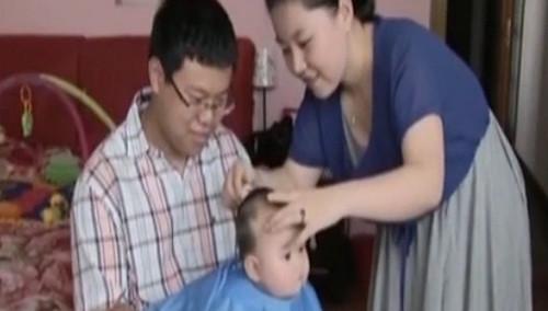 宝宝的头发越剃越浓密 是真的吗?