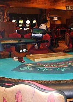 赌场大揭秘