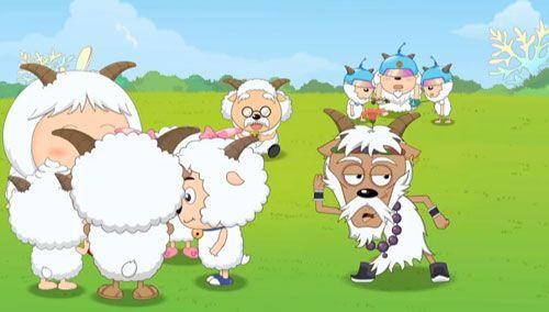 喜羊羊与灰太狼之竞技大联盟:正片