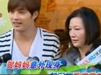 娱乐台势力20110124期:贺军翔生日妈妈意外现身