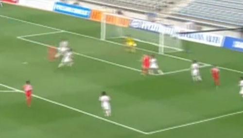 仁川亚运会 足球打头阵 中国国奥男足0:3不敌朝鲜