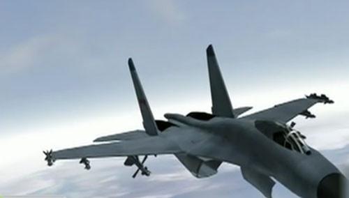 军情急报20140919期:中国歼-31最新试飞照片曝光