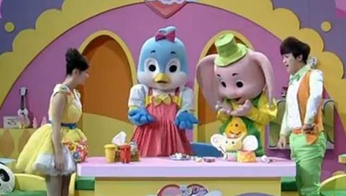 飞行幼乐园20140927期:吃东西之前勤洗手