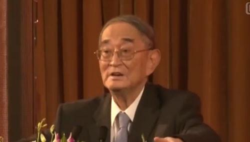 第十届中国经济论坛在京召开 厉以宁解读新常态