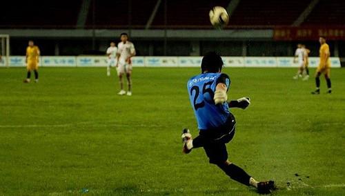 都市大直播20100625期: 国奥VS湘涛足球对抗赛(下)