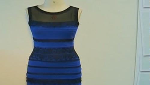 白金?蓝黑?疯狂的裙子引爆网络