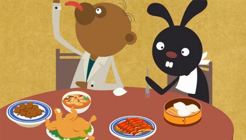 飞碟一分钟第二季 第121集 一分钟教你一个人吃饭如何假装不孤独中国版