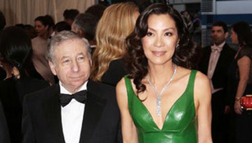 杨紫琼年底再婚法拉利高层 结婚将在港开派对