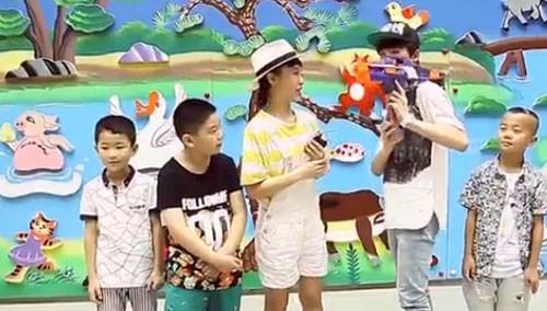 玩名堂20150730期:孩之宝热火超凡发射器