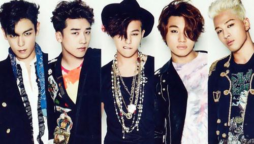 《音乐中心》BIGBANG未出演仍夺冠 人气势不可挡