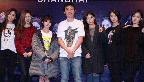 王思聪正式进军娱乐圈 已签韩国美少女组合T-ara