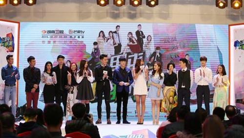 《三里屯的朋友圈》开播在即 张嘉倪富二代男友进军娱乐圈