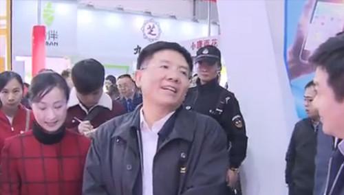 孙金龙参观2015中国中部(湖南)国际农博会