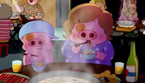 《麦兜我和我妈妈》片段5:麦兜逆袭成富二代 低调奢华环游世界