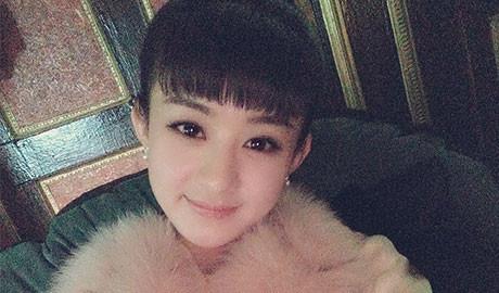赵丽颖齐刘海图片大全展示